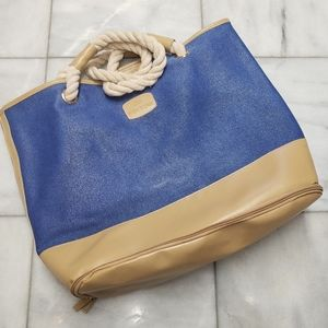 Joy Mangano Large Tote / Beach Bag